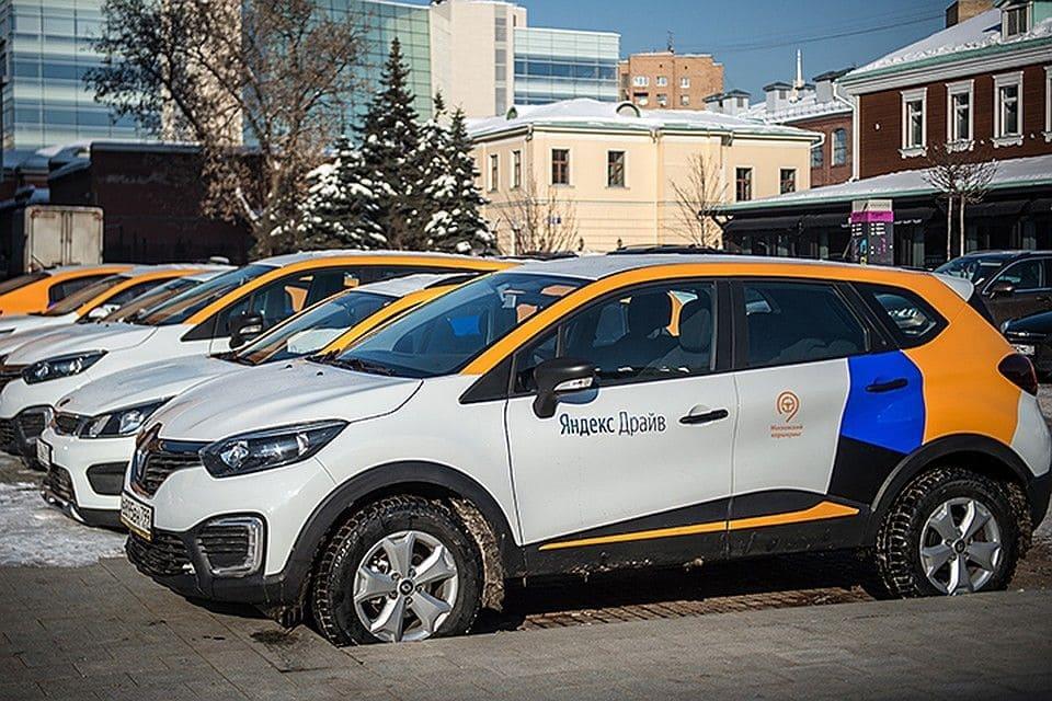 Можно ли парковать Яндекс Драйв в аэропорту Шереметьево?