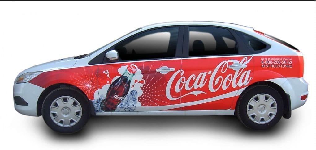 Реклама на своем автомобиле за деньги: условия и подводные камни