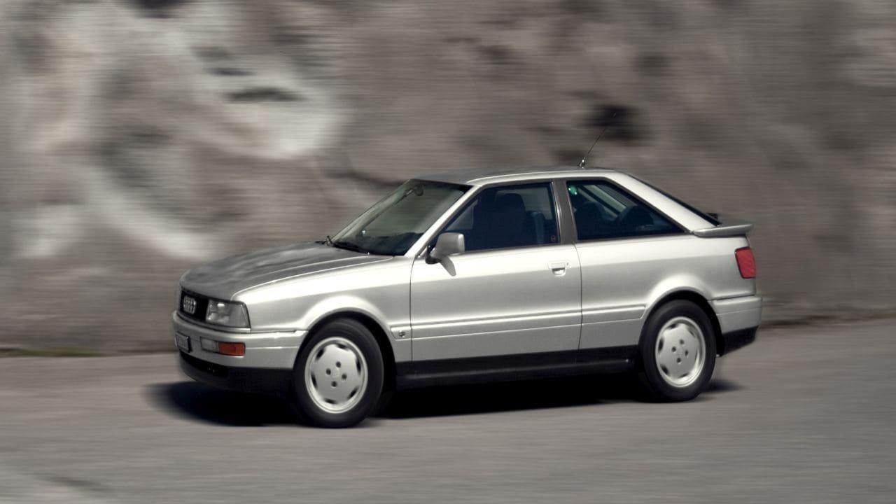Audi 80 Coupe Рисунок 1