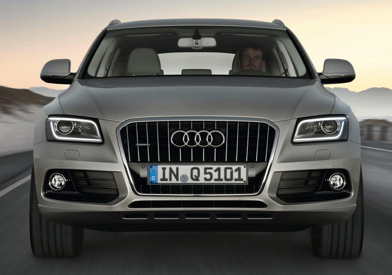 Audi Q5 2016 — обзор Рисунок 2