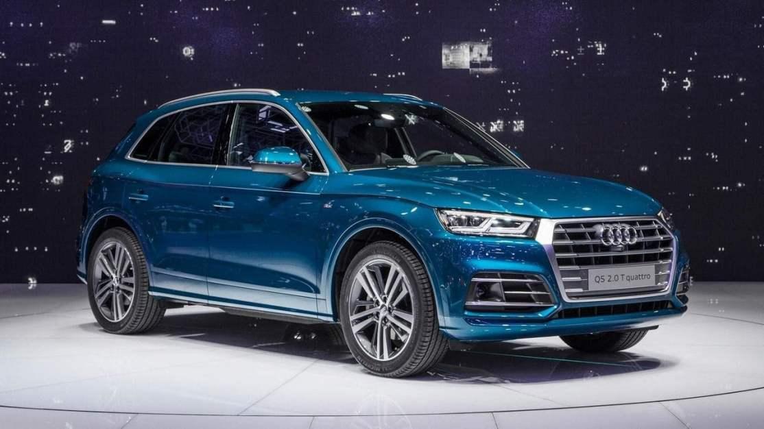 Audi Q5 2016 — обзор Рисунок 3