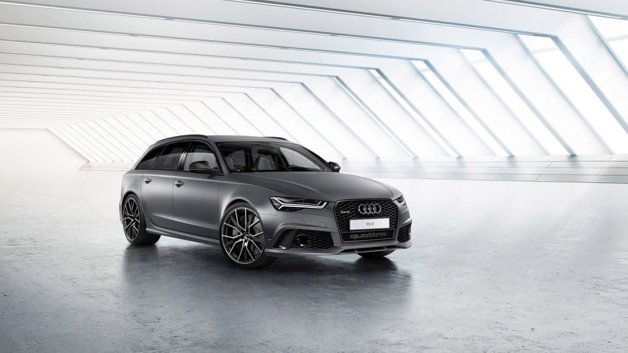 Audi RS6 Рисунок 2