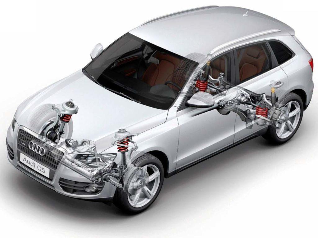 Audi Q5 2016 — обзор